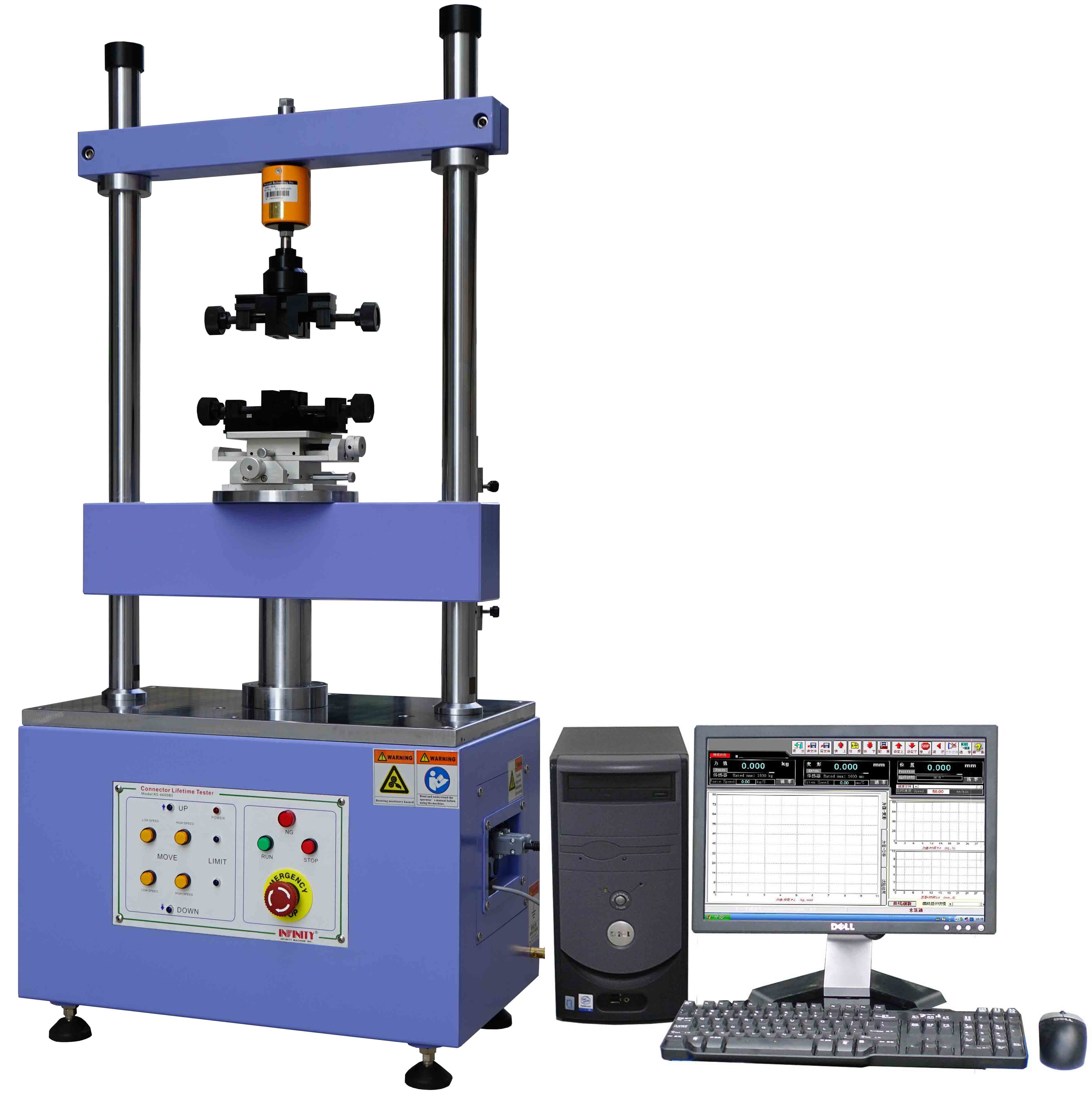 Servo Control Electronic Product Tester For Various Connectors With Pull - Out Force Test